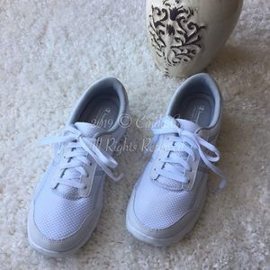 Champion Memory Foam White Sneakers